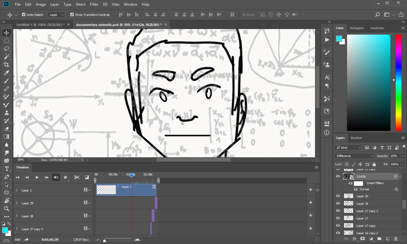 animatic screenshot