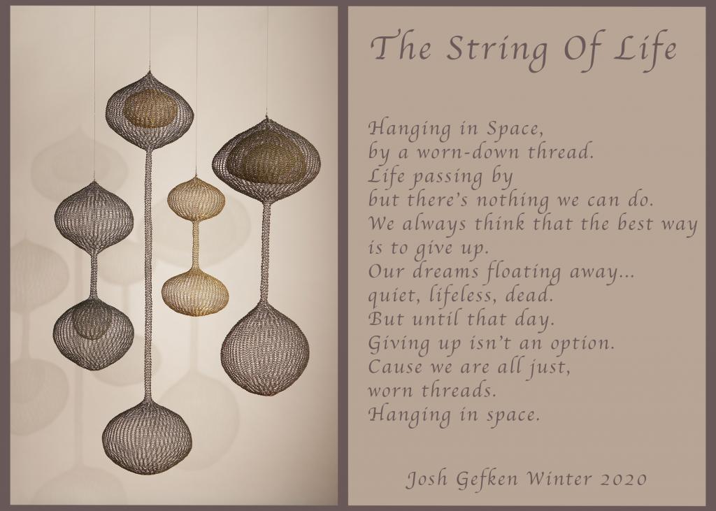 The String of Life by Josh Gefken